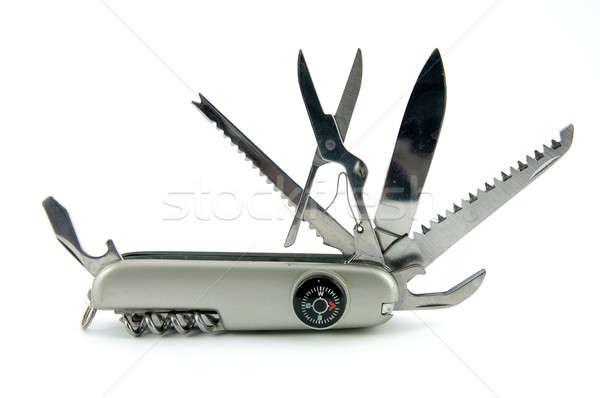 Pocket knife Stock photo © bedo