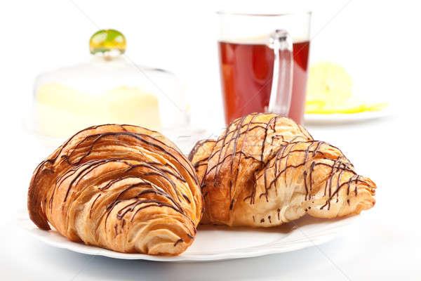 French Breakfast Stock photo © Belyaevskiy