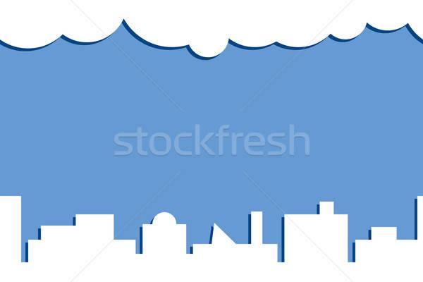 Cityscape Stock photo © Belyaevskiy