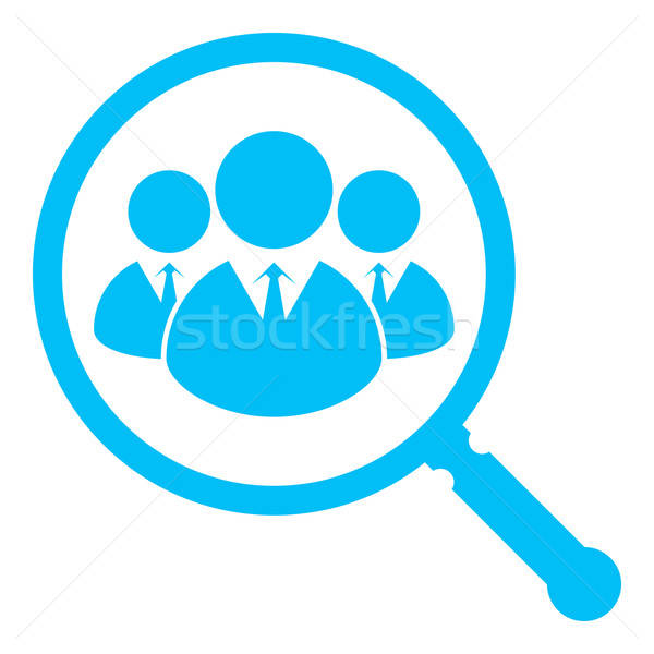 Search Professionals Stock photo © Belyaevskiy