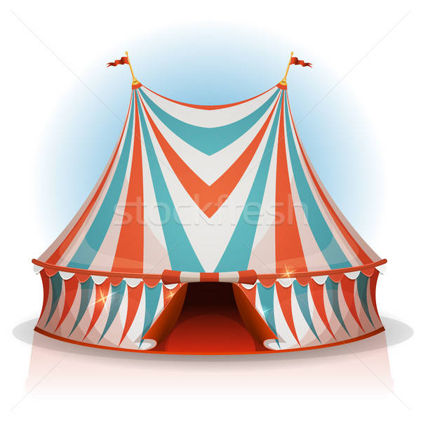 Big Top Circus Tent Stock photo © benchart