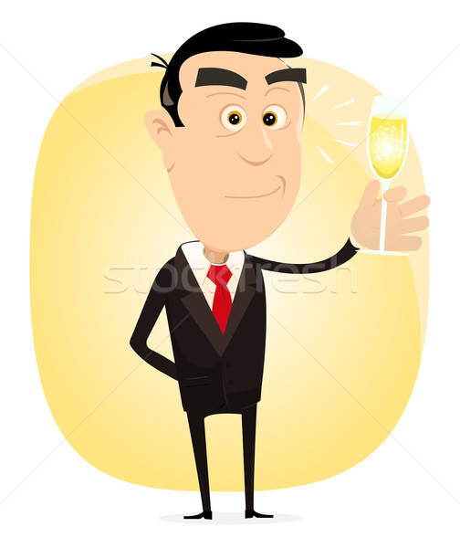 Champagne Party Stock photo © benchart