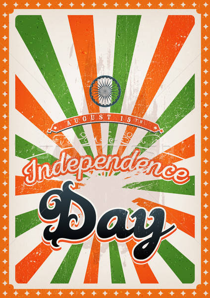 India Independence Day Stock photo © benchart