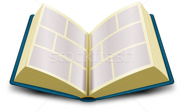 Comic Book Stock photo © benchart