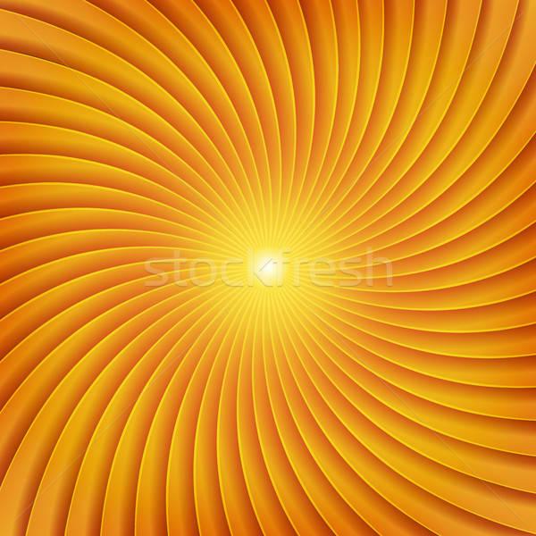 Abstract Orange And Yellow Background Background Stock photo © benchart