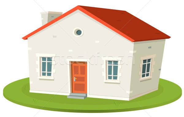 Rent-A-House Stock photo © benchart