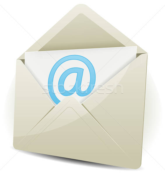 Email Icon Stock photo © benchart