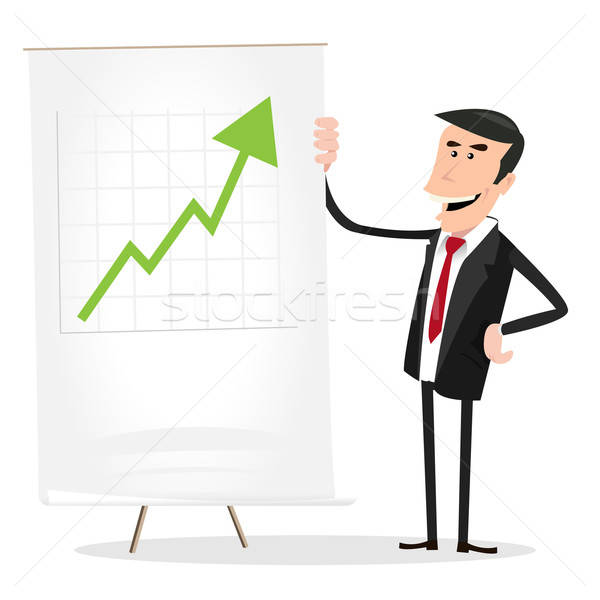 Benefits Growth Stock photo © benchart