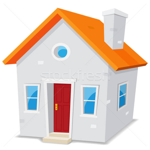 Little House Stock photo © benchart