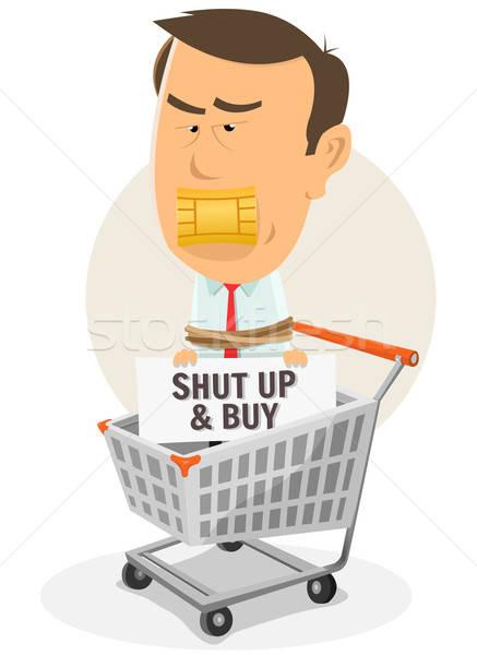 A Consumer's Life Stock photo © benchart