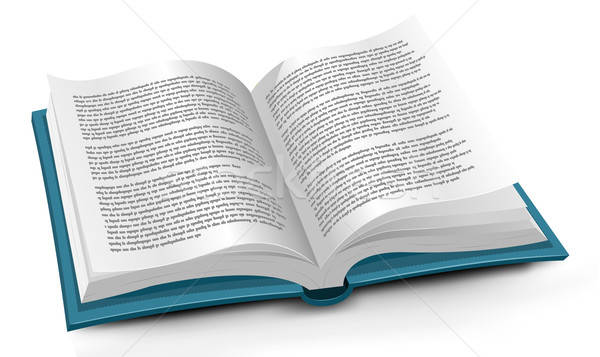 Book Stock photo © benchart