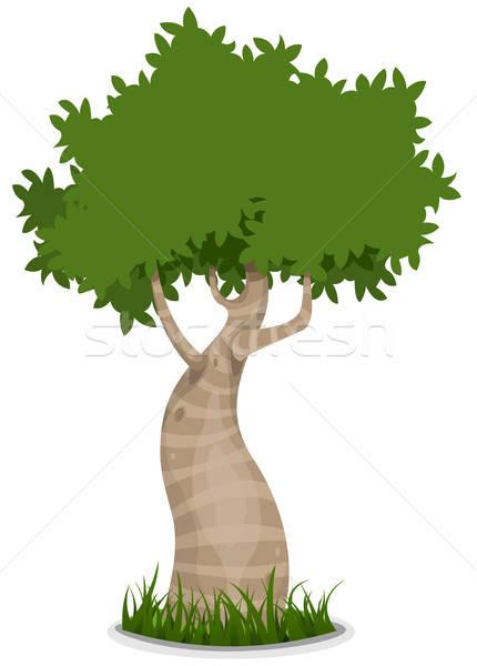 Fancy Tree Stock photo © benchart