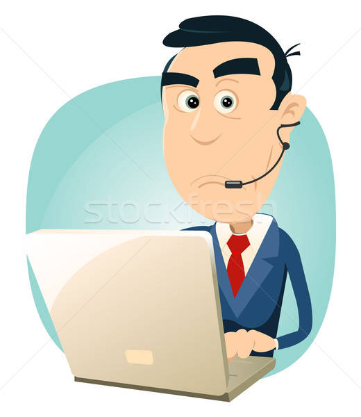 Technical Support - Error Stock photo © benchart