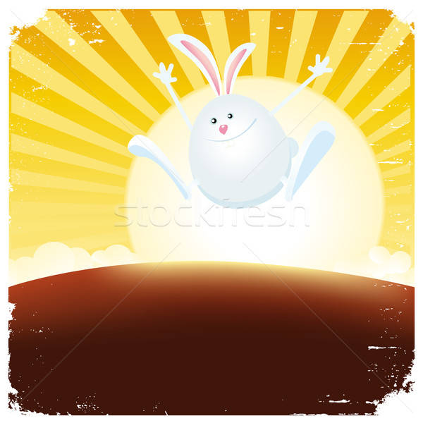 Year Of The Rabbit Stock photo © benchart