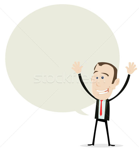 Big Earnings And Success !!! Stock photo © benchart