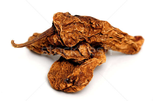 Smoke-Dried Chipotle Stock photo © bendicks