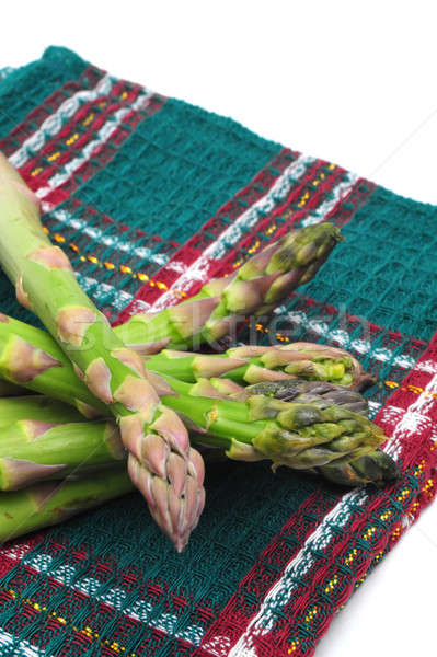 Asparagus Spears Stock photo © bendicks