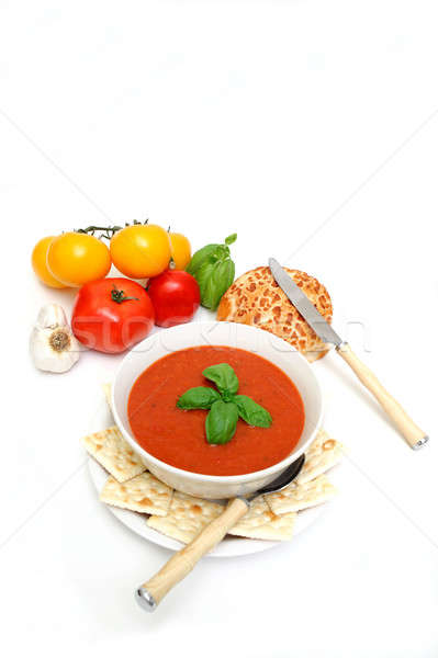 Tomato Soup Stock photo © bendicks
