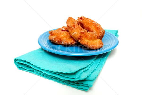 Glazed Buttermilk Doughnut Stock photo © bendicks