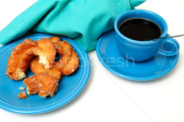 Buttermilk Donut Stock photo © bendicks