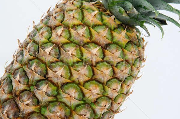 Ananás fechar ver tropical Foto stock © bendicks