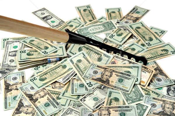 Dinero Estados Unidos veinte blanco hasta Foto stock © bendicks