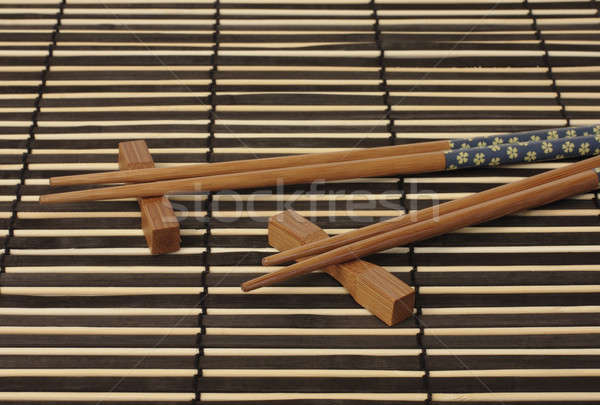 суши текстуры древесины дизайна Сток-фото © bendzhik