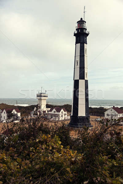 New Cape Henry Lighthouse   Stock photo © benkrut