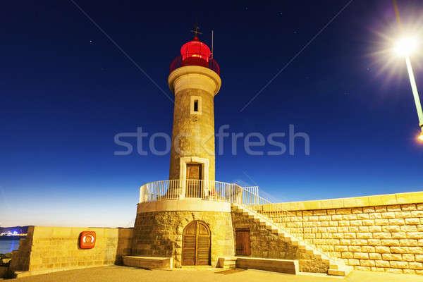 Saint-Tropez Lighthouse Stock photo © benkrut