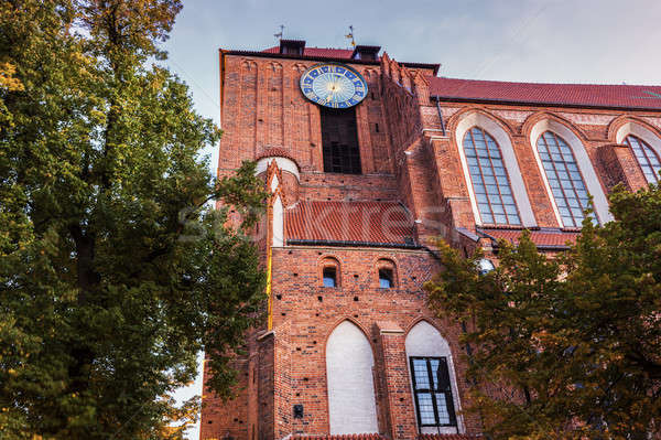 Cathedral of St. John the Baptist and St. John the Evangelist in Stock photo © benkrut