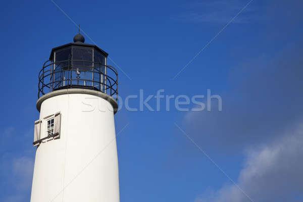 St. George Lighthouse Stock photo © benkrut