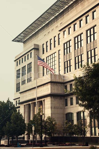 United States Courthouse Stock photo © benkrut