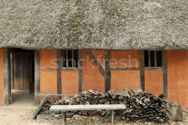 Jamestown  Stock photo © benkrut