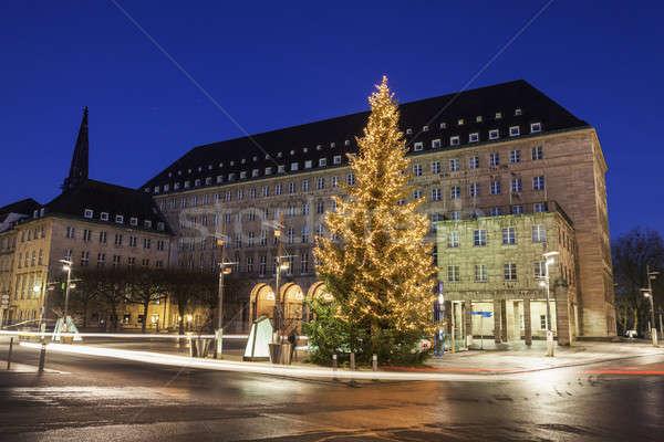 Bochum Rathaus  Stock photo © benkrut