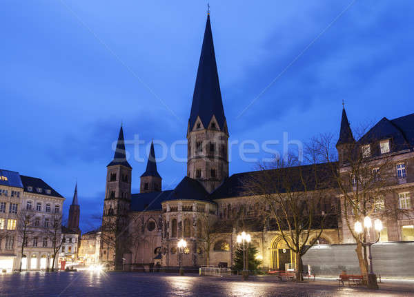 Bonner Munster Stock photo © benkrut