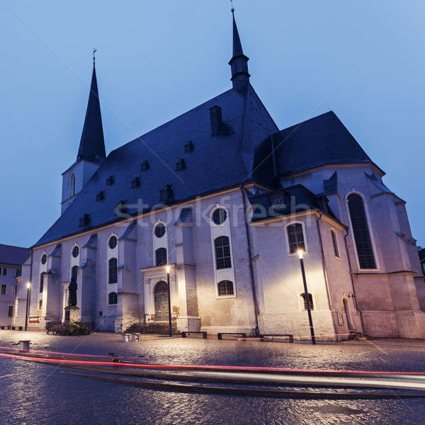 Church St. Peter and Paul in Weimar  Stock photo © benkrut