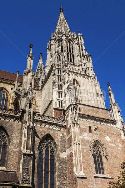Monumental Ulm Minster Stock photo © benkrut