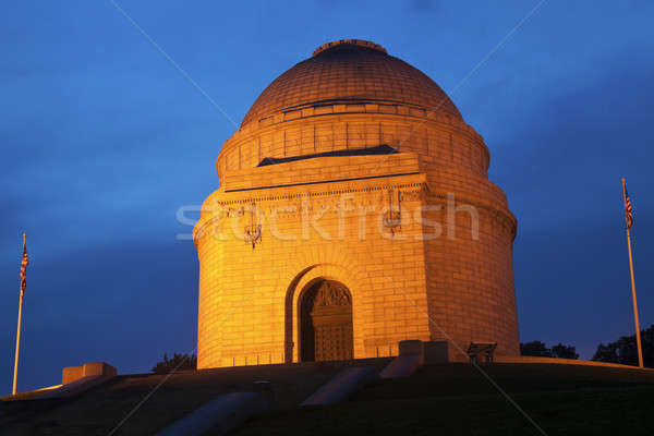 President William McKinley National Memorial Stock photo © benkrut