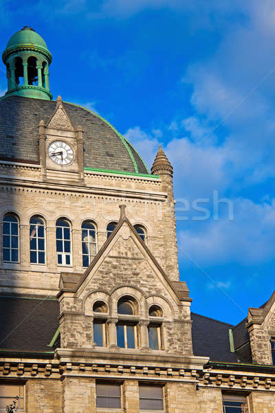 Historic building in Lexington  Stock photo © benkrut