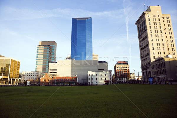 Ochtend Kentucky USA Stockfoto © benkrut
