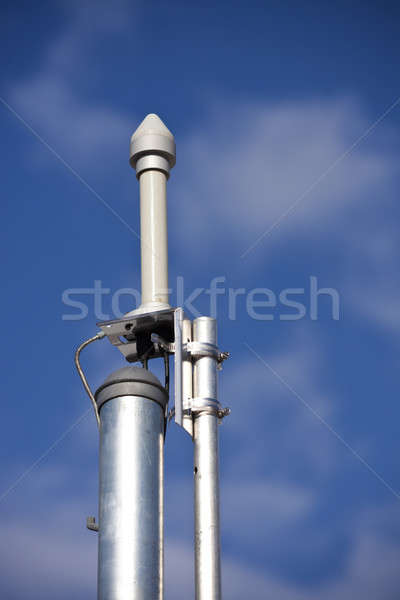 GPS antenna Stock photo © benkrut