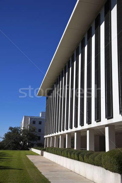 Complejo Florida cielo viaje blanco EUA Foto stock © benkrut