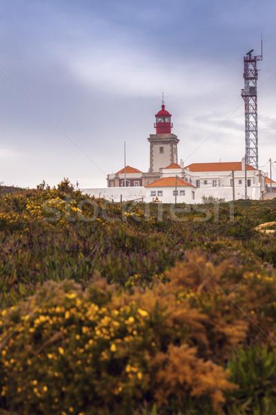 Cabo da Roca Lighthouse Stock photo © benkrut