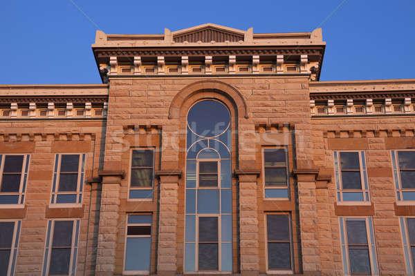 La Salle County Historic Courthouse Stock photo © benkrut