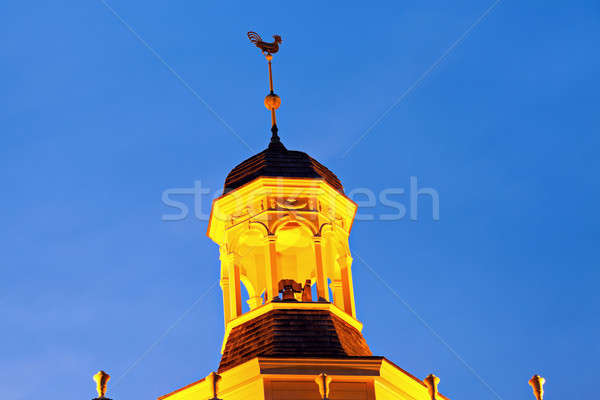 The Old State House in Dover  Stock photo © benkrut
