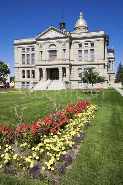 State Capitol of Cheyenne  Stock photo © benkrut