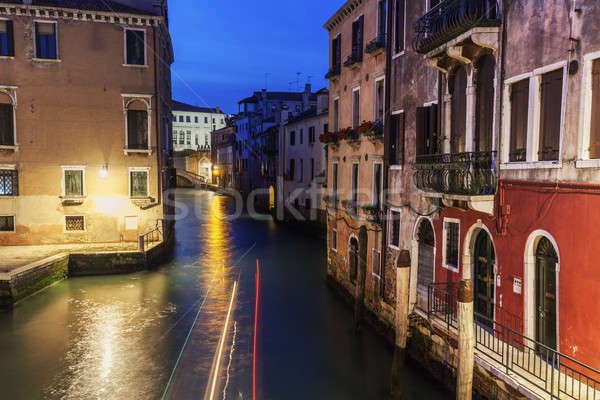 Venice canals Stock photo © benkrut