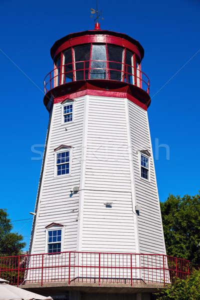 Prescott Lighthouse Stock photo © benkrut