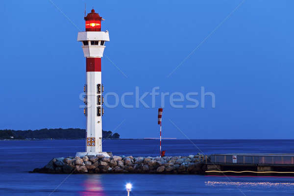 Lighthouses in Cannes Stock photo © benkrut