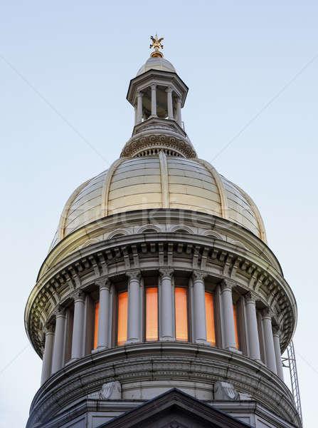 Нью-Джерси здании небе архитектура власти США Сток-фото © benkrut